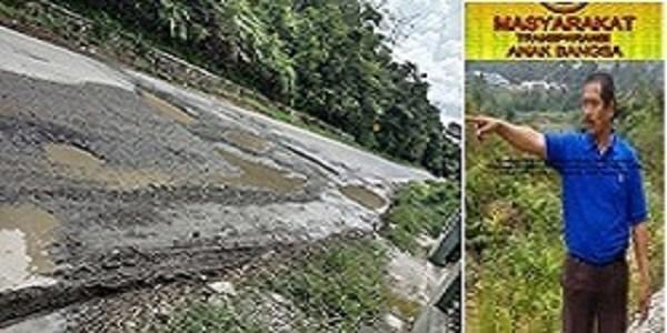 Proyek Jalan Nasional Sumbarok