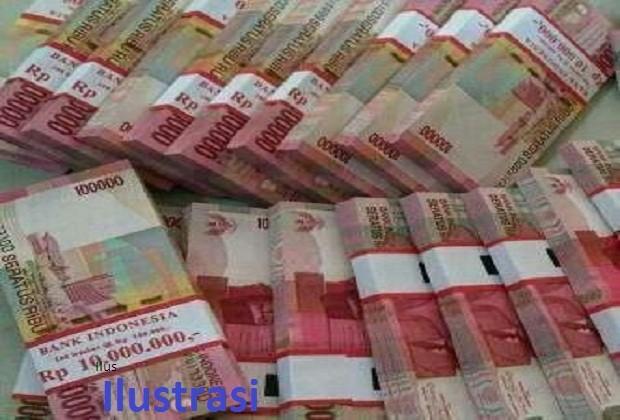 Polda kepri Selamat Uang Negara 1.Milyar
